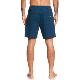 Quiksilver Nelson Surfwash Amphibian 18 Shorts Heren, blauw